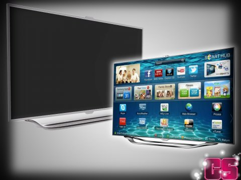 Samsung 3D LED Smart TV Series 8 от Anita
