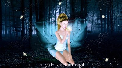 Позы Феи - Enchanting Fairies