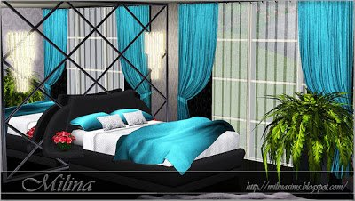 Grace Bedroom Set by Milina