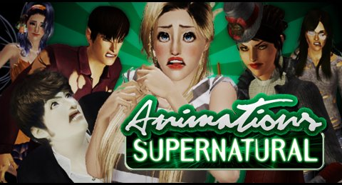 Supernatural Animations