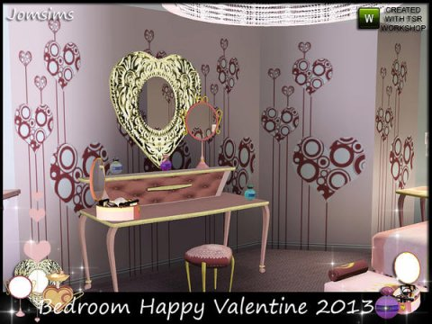 Happy valentines 2013 от jomsims