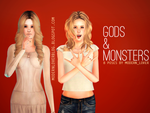 Gods And Monsters от Modern_Lover