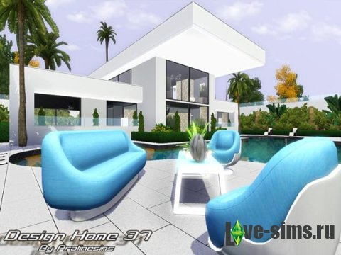 Design Home 37 by Pralinesims