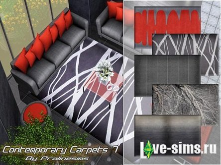 Contemporary Corpets 7 от Pralinesims