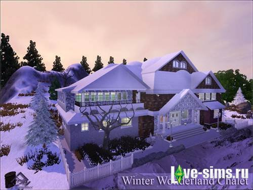 Winter Wonderland Chalet