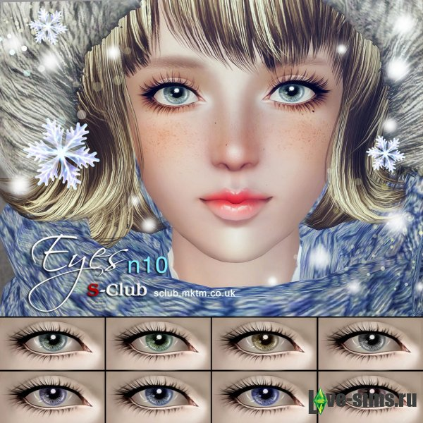 Eyes N10 by S-Club