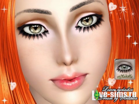 Dream Eyelashes Set от Sintiklia