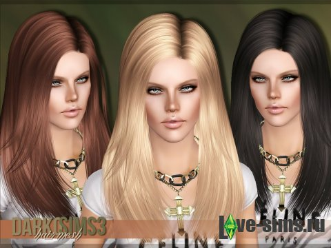 Darko 02 Hair for Females