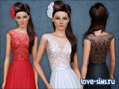 Long formal dress 03 by BEO