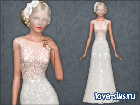 Wedding Dress 34 by BEO