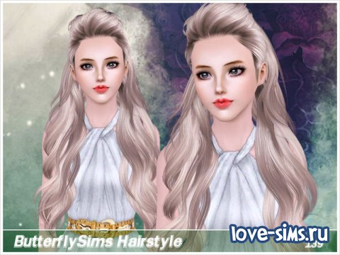 Hairstyle 139 от Butterfly