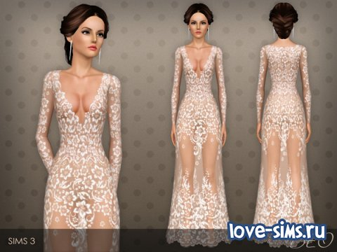 Dress 026 by beo2010