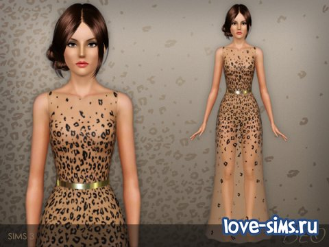 Dress 027 by beo2010