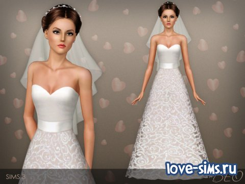 Wedding dress 36 by BEO