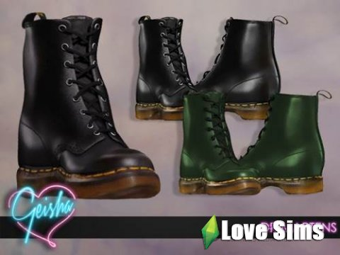 DrMartens Boots от GeishaSims