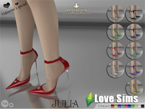 Madlen Julia Shoes by MJ95