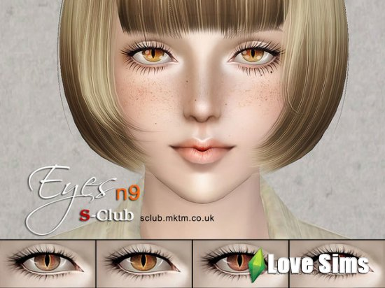 Eyes N9 by S-Club