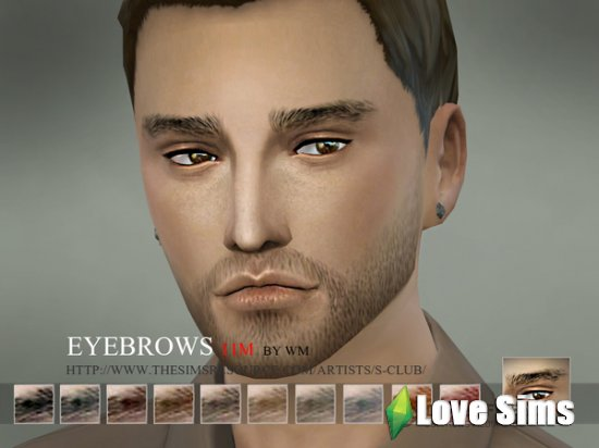 S-Club Eyebrows11 M
