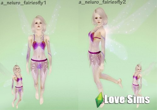 Fairies Fly от dream-sims