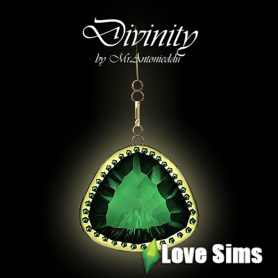 Divinity Earrings от MrAntonieddu