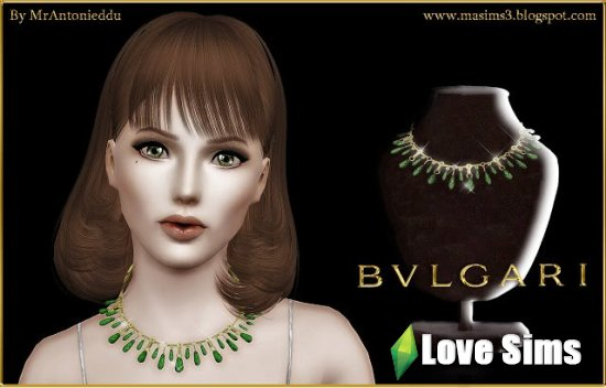Bvlgari Necklace от MrAntonieddu