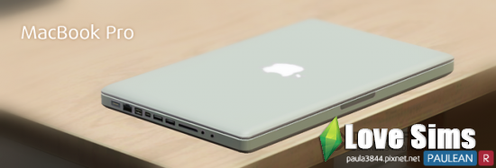 Ноутбук MacBook от Paulean R