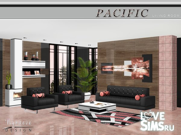 Мебель Pacific Heights от NynaeveDesign