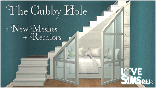 The Cubby Hole от ohbehave