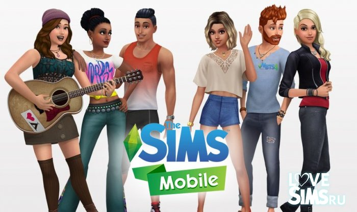 Скоро The Sims Mobile