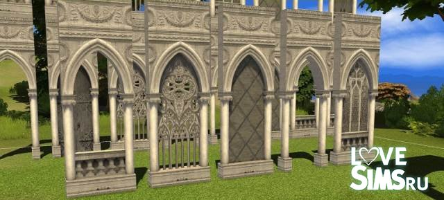 Арка Gothic Arch-Structures от Solistair