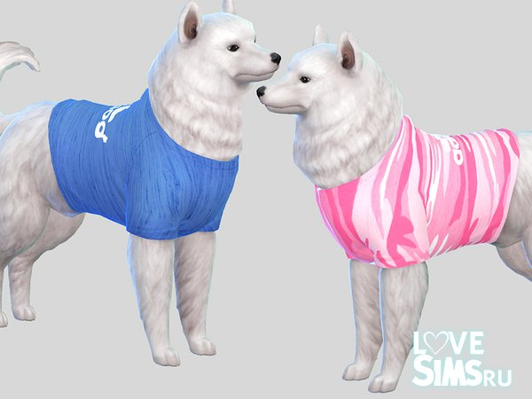 Adidog Sporty Sweatshirts от Pinkzombiecupcakes