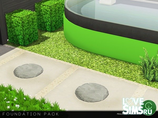 Foundation Pack от Pralinesims