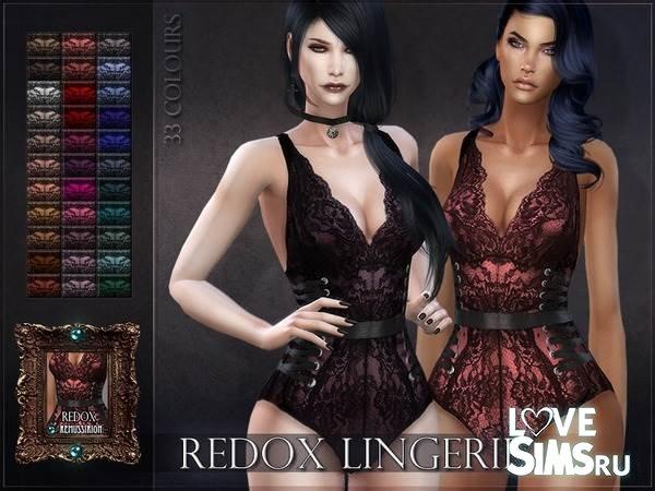 Боди Redox Lingerie от RemusSirion