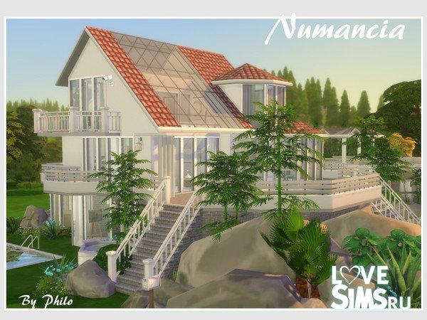 Дом Numancia от philo