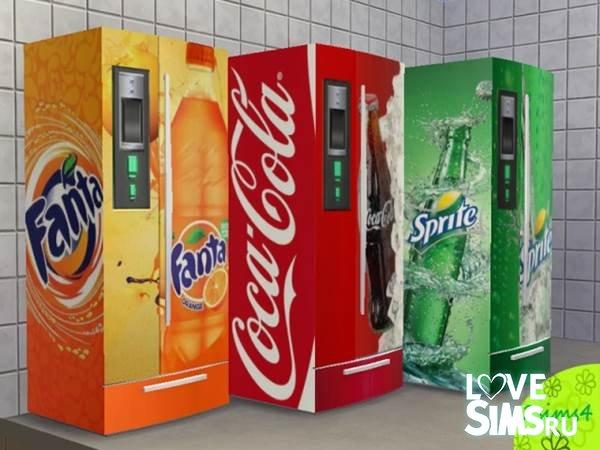 Холодильник Fridge recolors by lurania