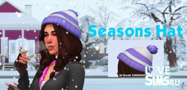 Шапка Winter Beanie от Cooper322