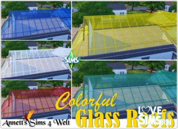 Стеклянные крыши от Annett85