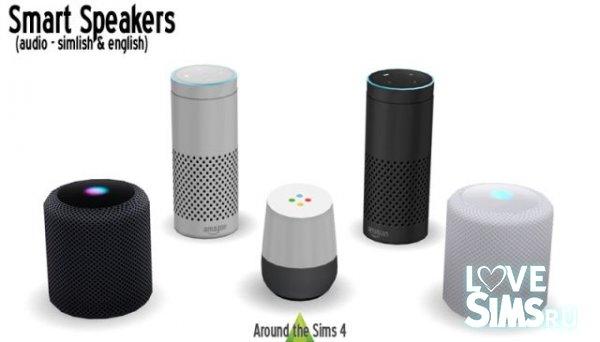 Динамики Smart Speakers от Sandy