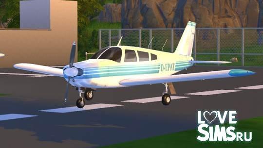 Самолет от TYLER WINSTON CARS