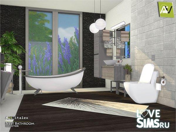 Ванная Nest Bathroom от ArtVitalex