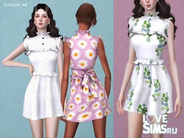 Платье Falbala02 от ChloeMMM