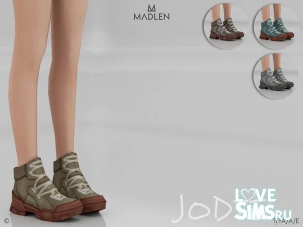 Ботинки Jodie Boots от MJ95
