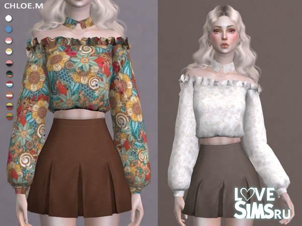 Блузка ChloeM-Blouse от ChloeMMM