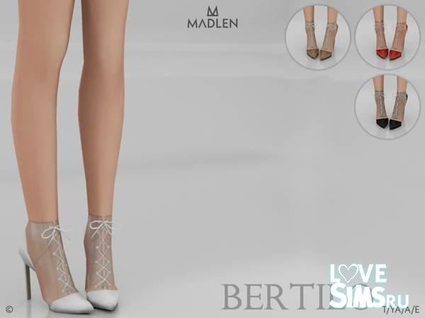 Обувь Bertilo от MJ95