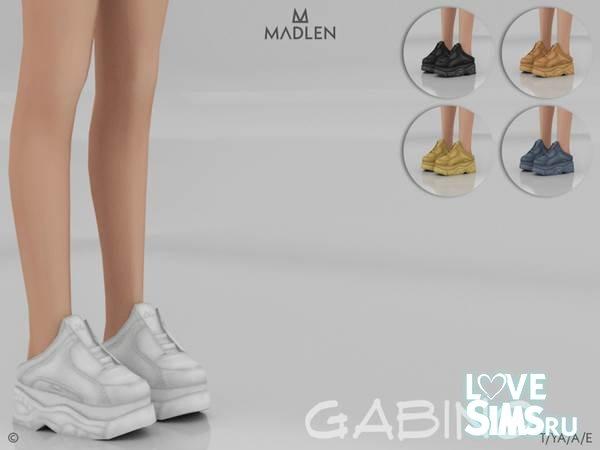 Кроссовки Gabino от MJ95