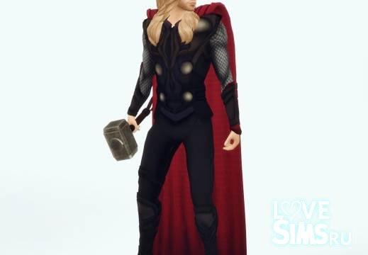 Наряд - Тор Одинсон из Мстителей