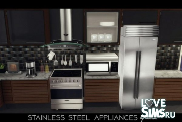Техника Stainless Steel Appliances