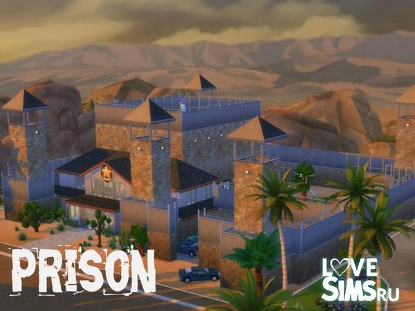 Тюрьма Prison (no cc) от SharkSim