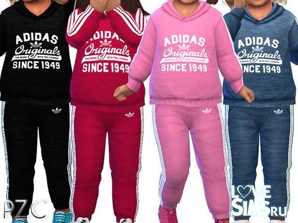 Костюм для малышей Adidas Originals