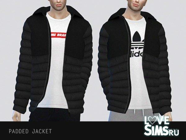 Куртка Padded Jacket от Darte77